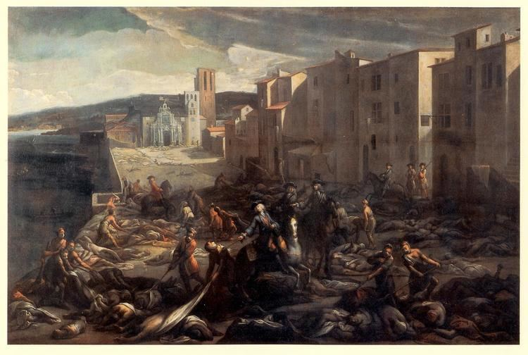 Great Plague of Marseille Examining DNA from the Great Plague Pits of Marseille