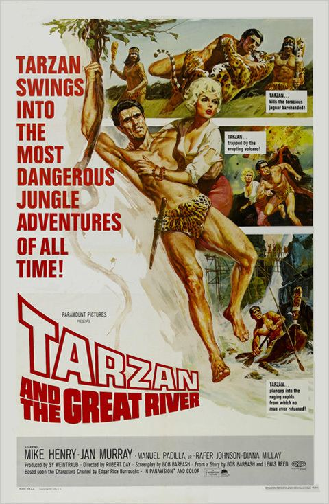 Great River (film) Tarzan and the Great River 1967
