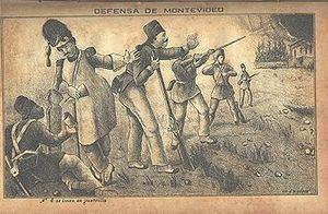 Great Siege of Montevideo httpsuploadwikimediaorgwikipediacommonsthu
