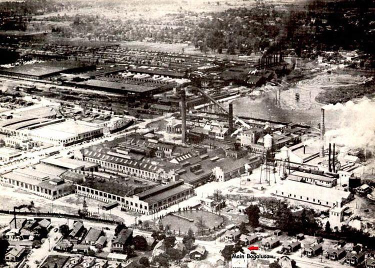 Great Southern Lumber Company wwwsmethporthistoryorgbogalusapulpandpapermilljpg