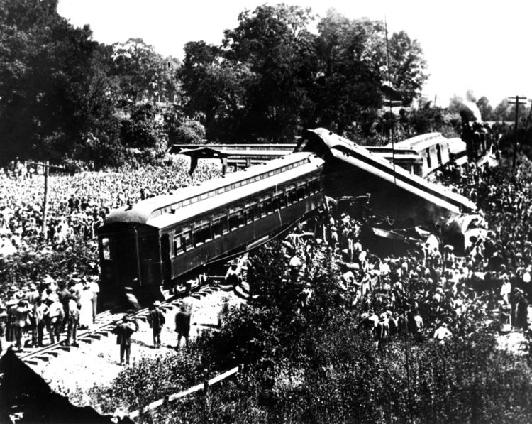 Great Train Wreck of 1918 Two Trains One Track The Great Train Wreck of 1918 UNREMEMBERED