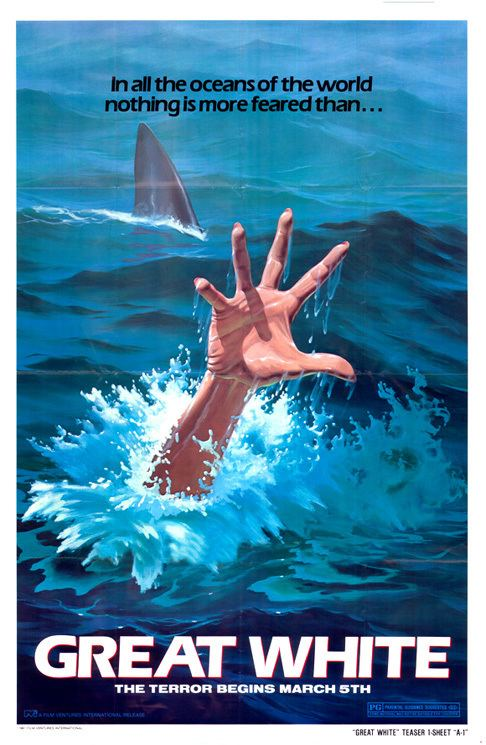 Great White (film) The Last Shark aka Great White 1982 exploitation terror film