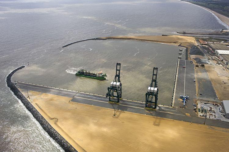 Great Yarmouth Outer Harbour wwwdemegroupcomsitesdefaultfilesmarieke201
