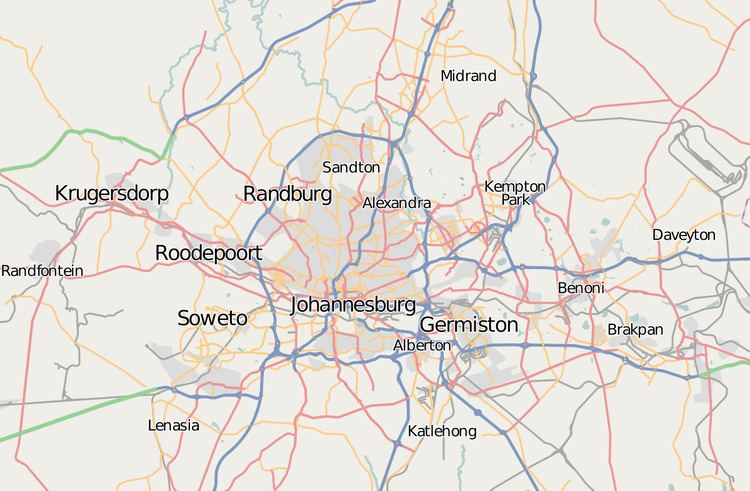 Greater Johannesburg
