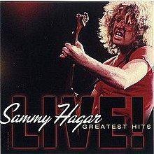 Greatest Hits Live! (Sammy Hagar album) httpsuploadwikimediaorgwikipediaenthumb9