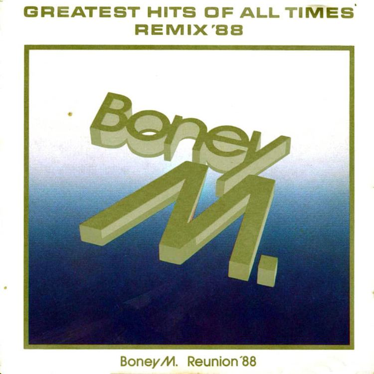 Boney M Christmas Album.Greatest Hits Of All Times Remix 88 Alchetron The Free