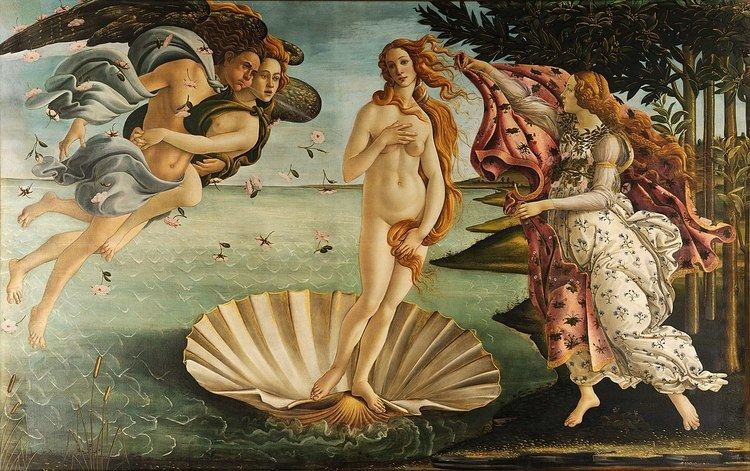 Greek mythology in western art and literature