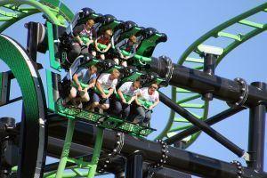 Green Lantern Coaster Alchetron The Free Social Encyclopedia