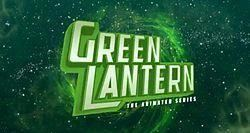 Green Lantern: The Animated Series Green Lantern The Animated Series Wikipedia