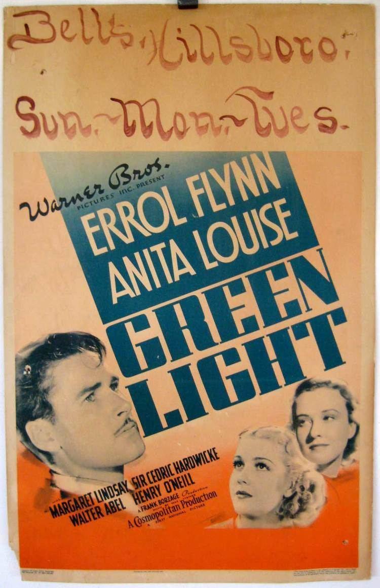 Green Light (1937 film) GREEN LIGHT MOVIE POSTER THE GREEN LIGHT MOVIE POSTER