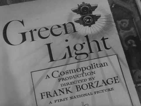Green Light (1937 film) Green Light 1937 title sequence YouTube