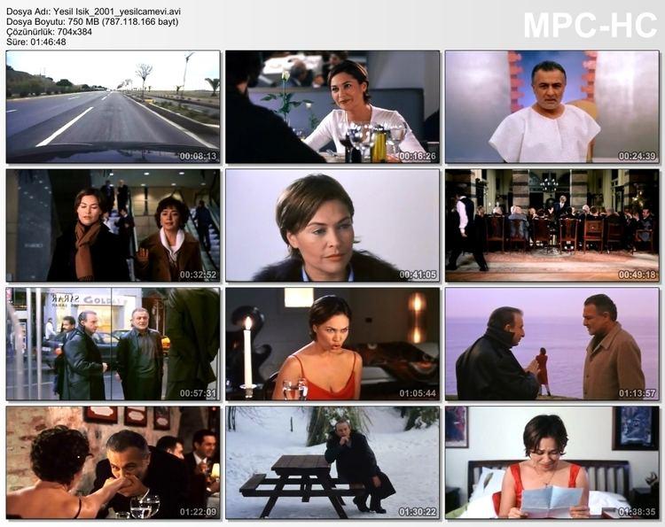 Green Light (2002 film) Yeil Ik 2001 Kenan Ik Hlya Avar lker nanolu Page 1