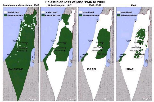 Green Line (Israel) Map of Israel39s Progressive Takeover of Palestine MEDIA ROOTS