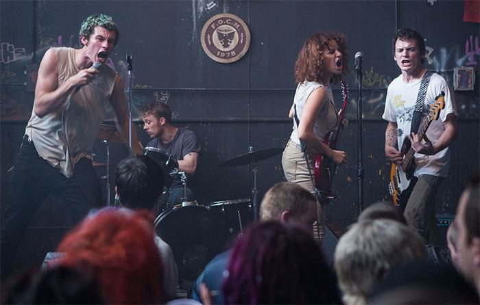 Green Room (film) Green Room AB Film Review The Last New Wave