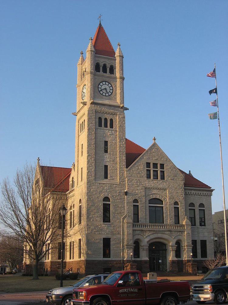 Greene County Courthouse (Ohio)