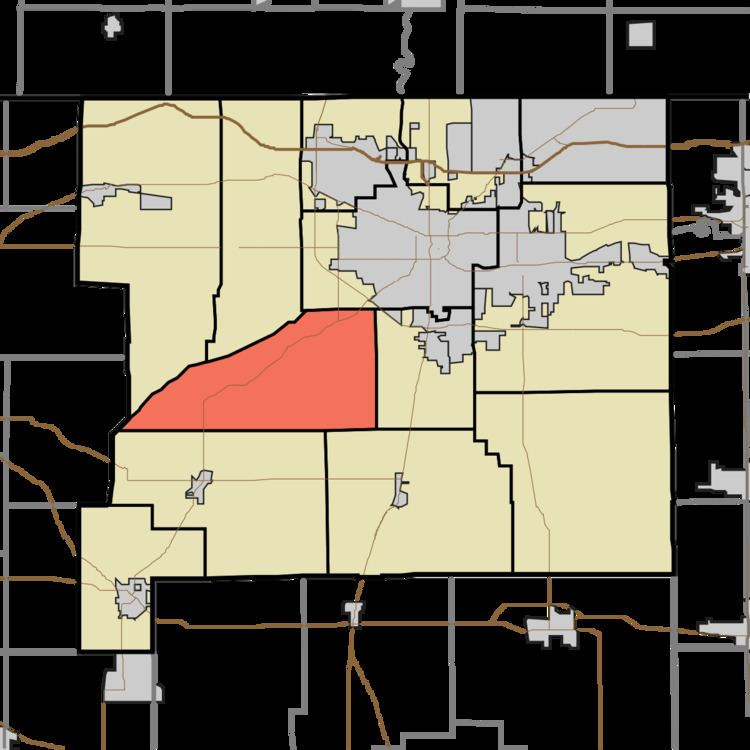 Greene Township, St. Joseph County, Indiana