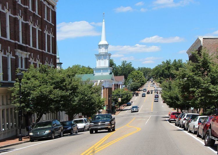 Greeneville Historic District (Greeneville, Tennessee)