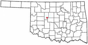 Greenfield, Oklahoma