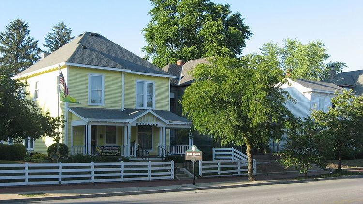 Greenfield Residential Historic District