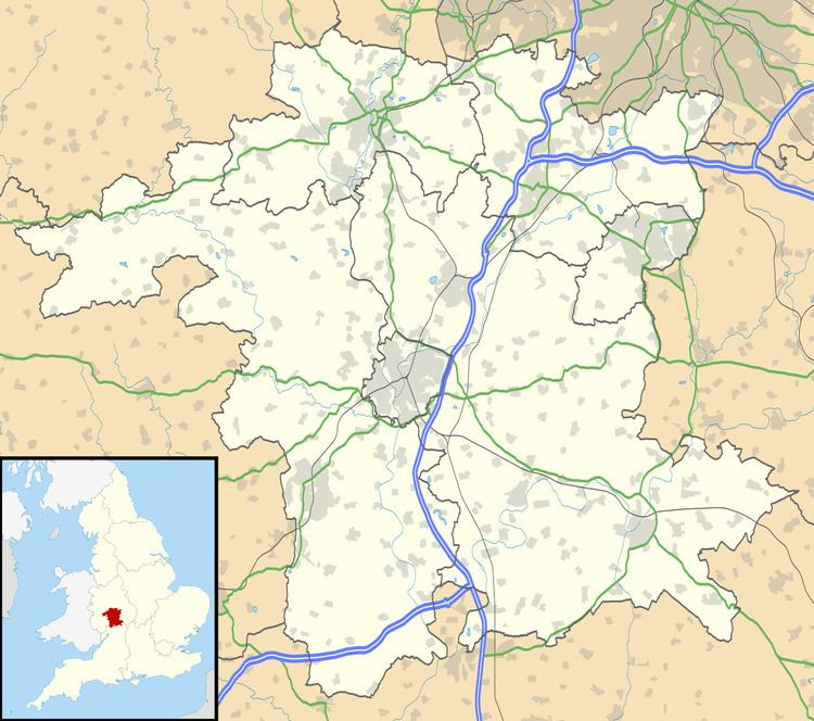 Greenhill, Evesham