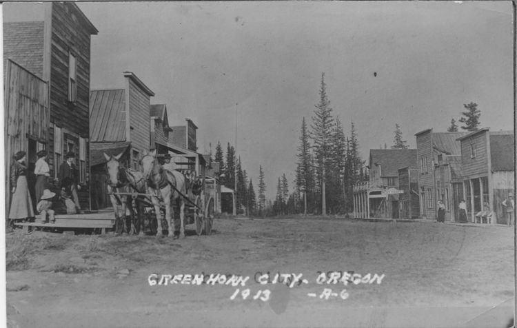 Greenhorn, Oregon