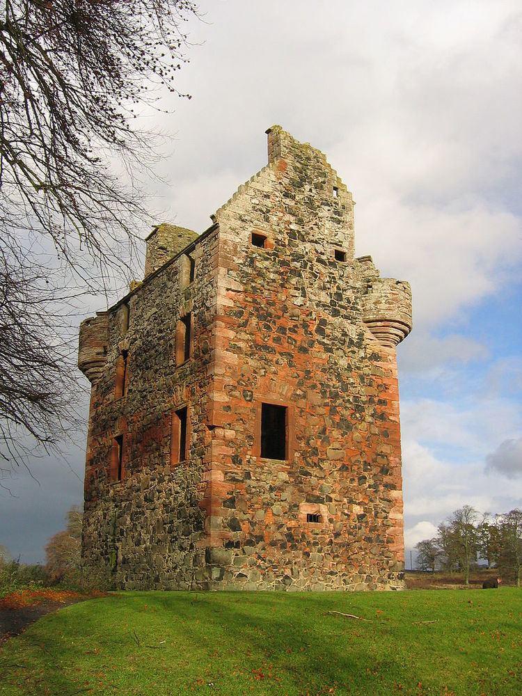 Greenknowe Tower