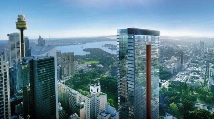 Greenland Centre Sydney The missing floors in Sydney39s tallest tower