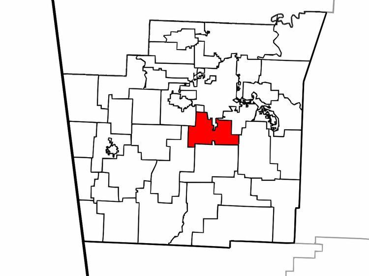 Greenland Township, Washington County, Arkansas