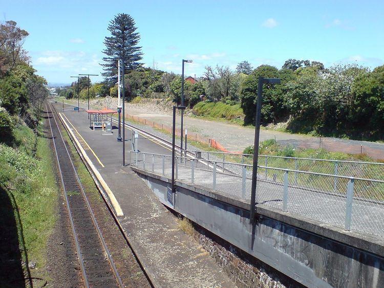 Greenlane Railway Station