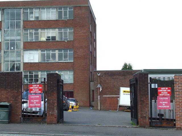 Greenock Academy Former Greenock Academy building Thomas Nugent ccbysa20