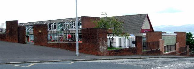 Greenock Academy Former Greenock Academy building Thomas Nugent Geograph Britain