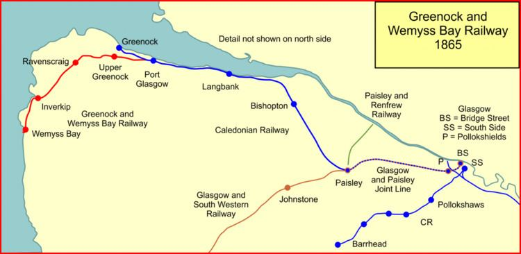 Greenock and Wemyss Bay Railway