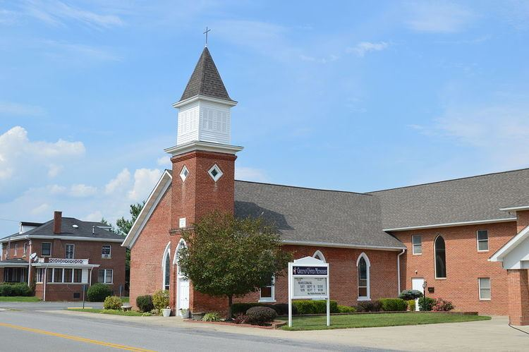 Greenup Methodist Church
