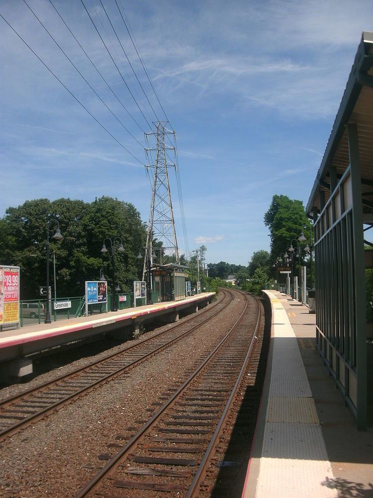 Greenvale (LIRR station)