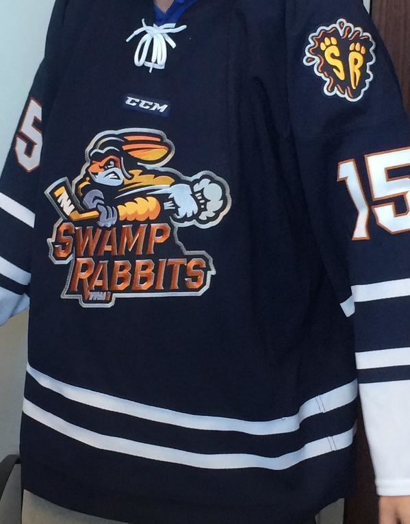 Greenville Swamp Rabbits BarDown The Greenville Road Warriors are now the Swamp Rabbits