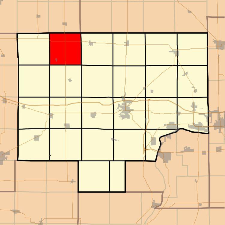 Greenville Township, Bureau County, Illinois