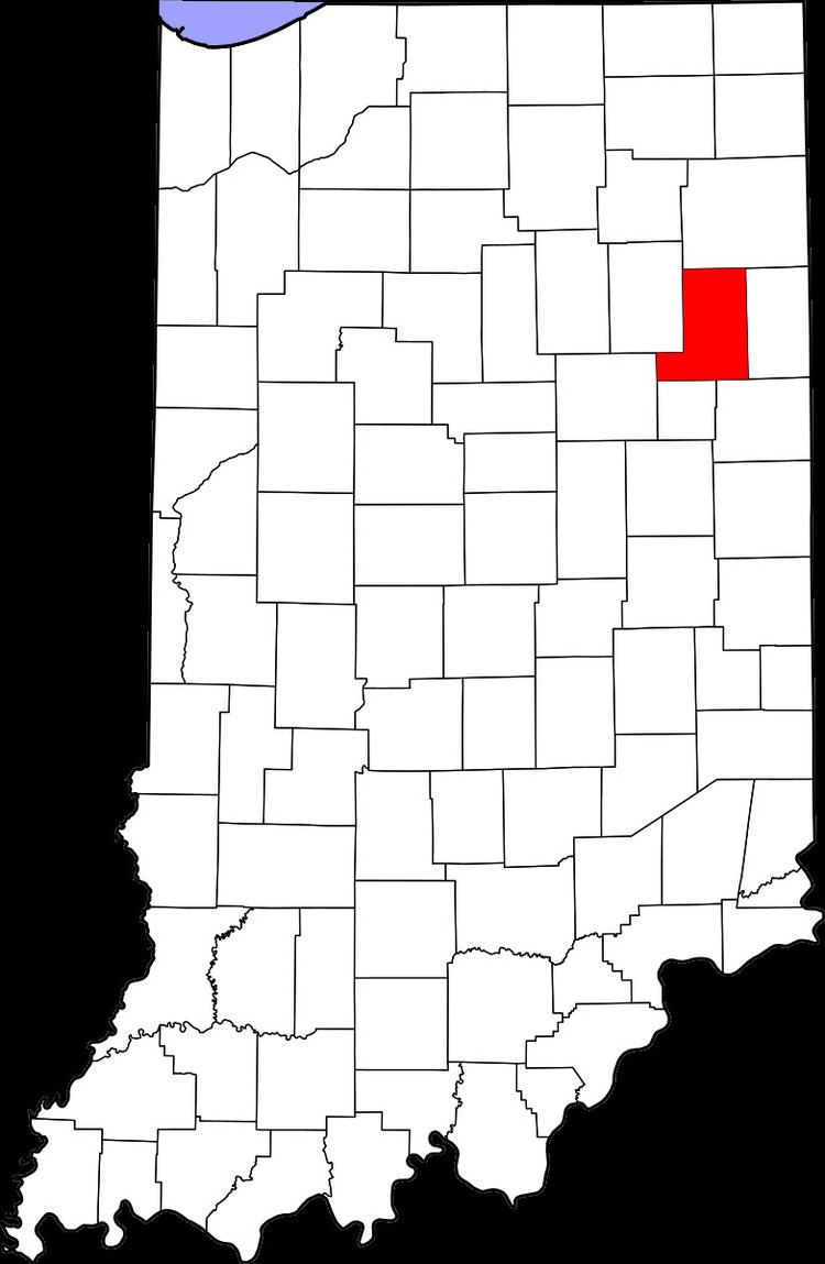 Greenville, Wells County, Indiana