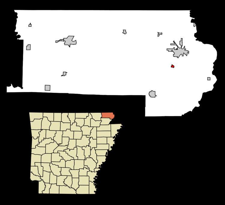Greenway, Arkansas