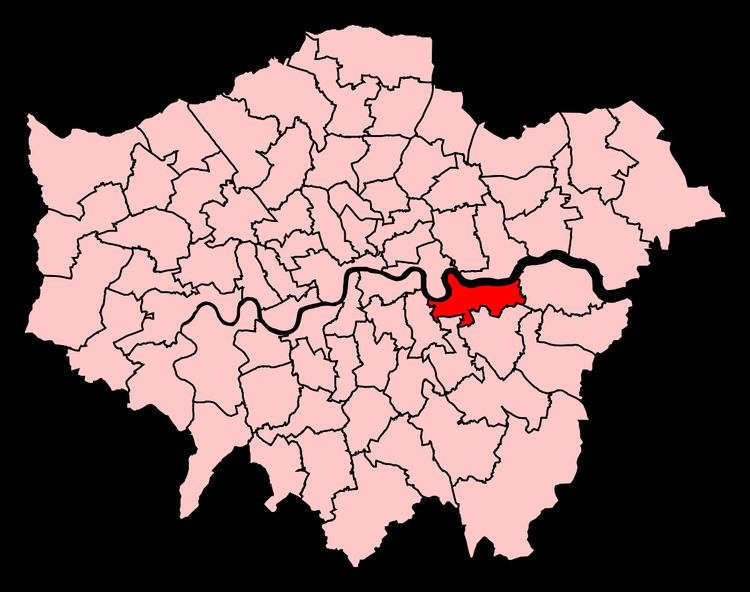 Greenwich and Woolwich (UK Parliament constituency)