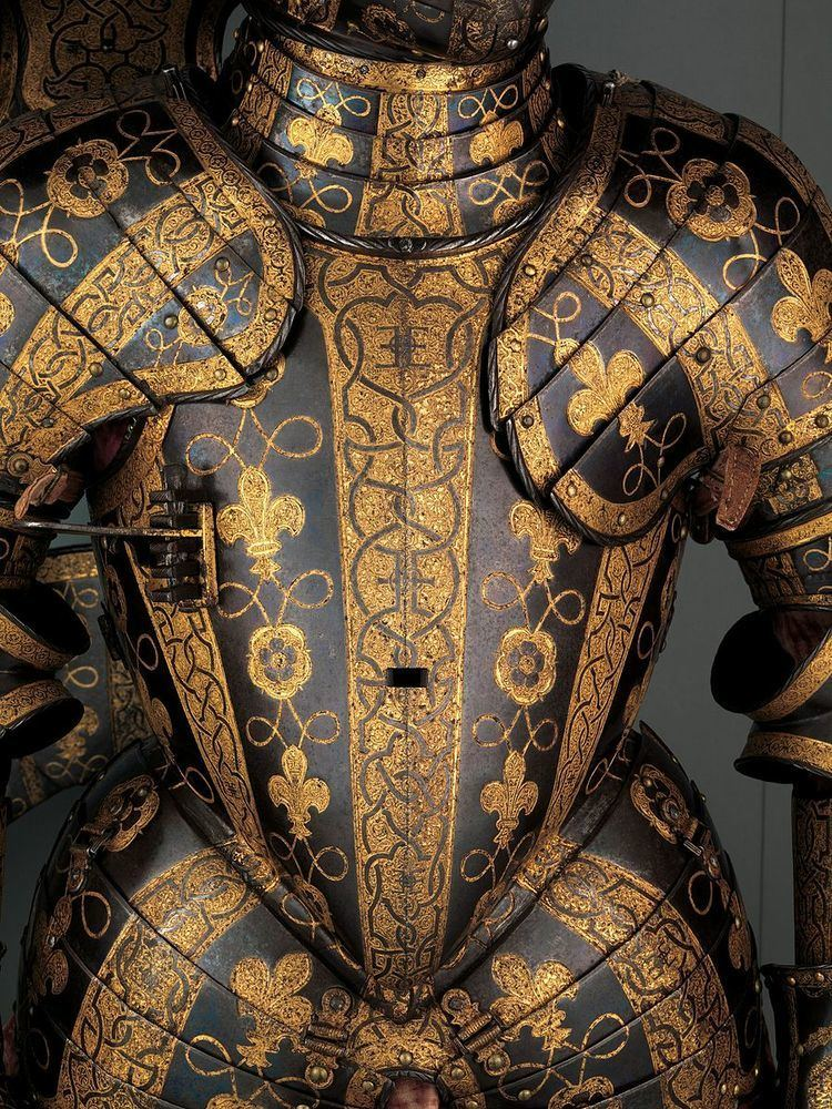 Greenwich armour