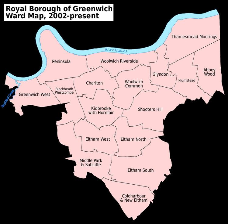 Greenwich London Borough Council elections