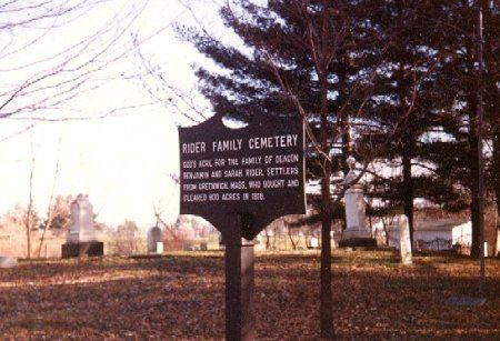 Greenwich, Massachusetts Ohio Cemetery Photo Project Geauga Co