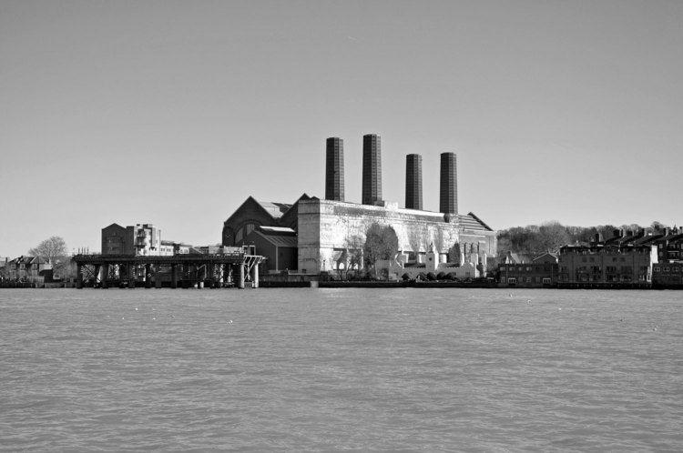 Greenwich Power Station Greenwich Power Station TT22E