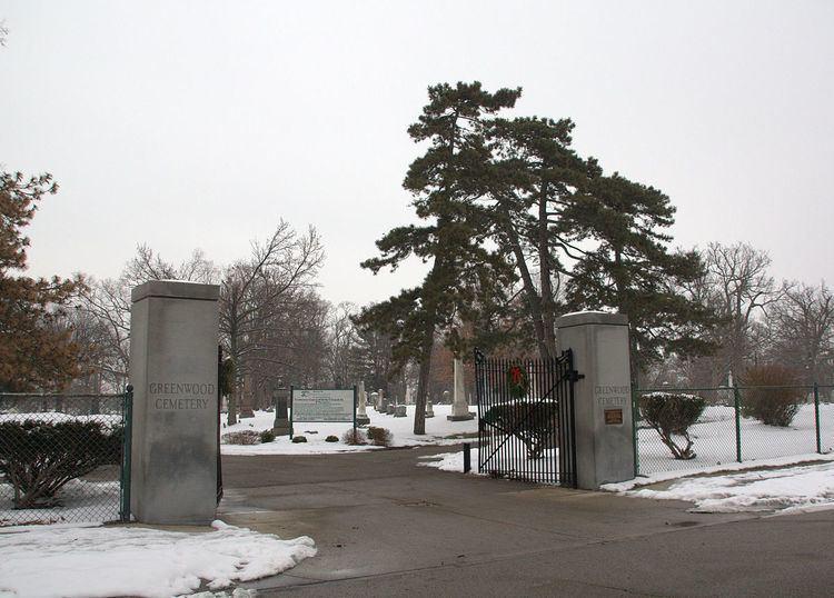Greenwood Cemetery (Hamilton, Ohio)