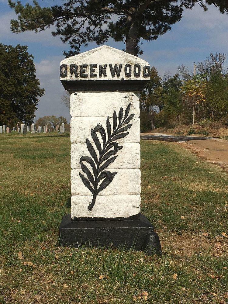 Greenwood Cemetery (Hillsdale, Missouri)
