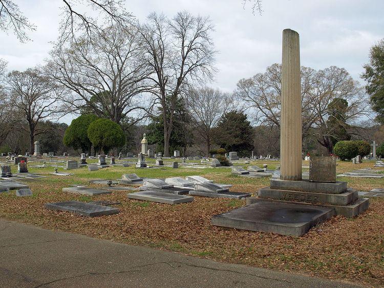 Greenwood Cemetery (Montgomery, Alabama)