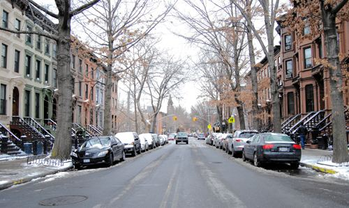 Greenwood Heights, Brooklyn Slower Slope speed limit would make Greenwood Heights a race track