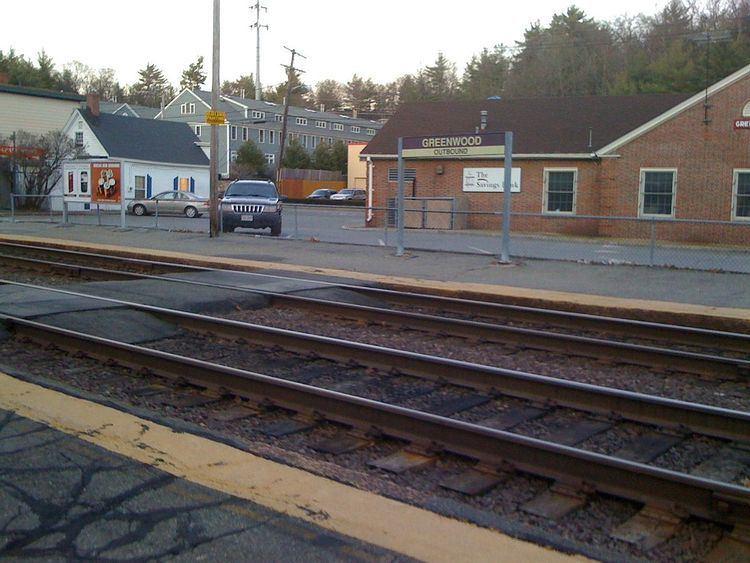 Greenwood (MBTA station)