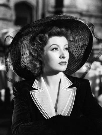 Greer Garson Actress Beauty Tip 33 Greer Garson almond oil skin