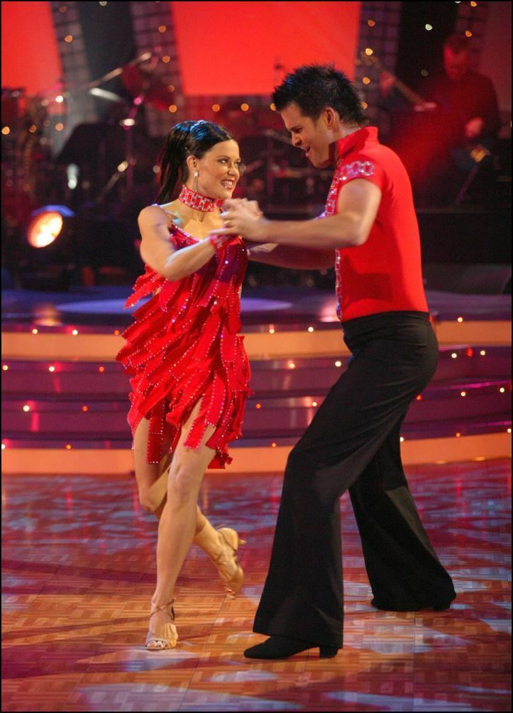 Greer Robson DWTS Images Greer39s Dancing Dreams Smashed Scoop News
